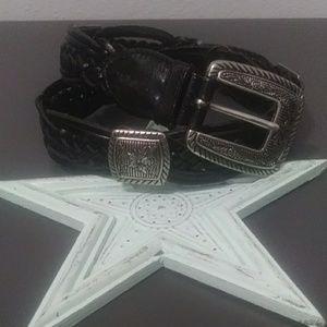 Accessories - Braided Belt